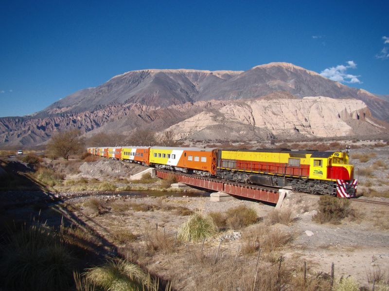 Northern Argentina - Salta and Umahuac Gorge