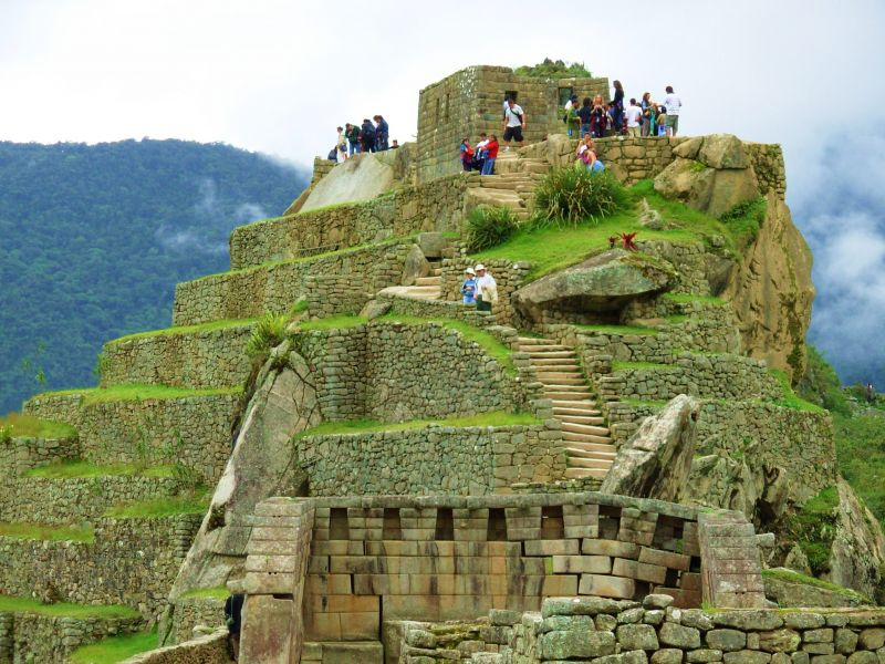 The three worlds of the Inca Empire and the jungle of Peru