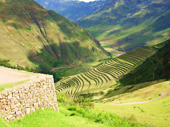 The three worlds of the Inca Empire
